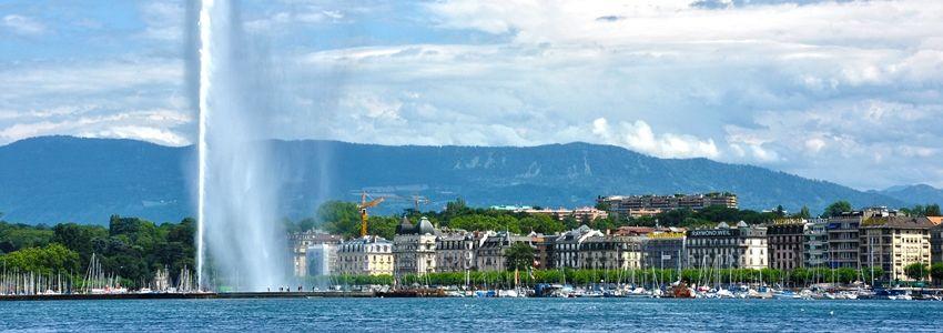 Hotely Ženeva
