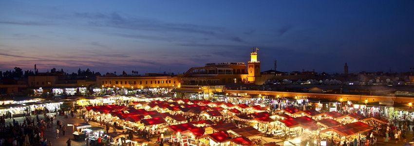 Cestovní Průvodce po Marrakech – Největší zajímavosti & Doporučení