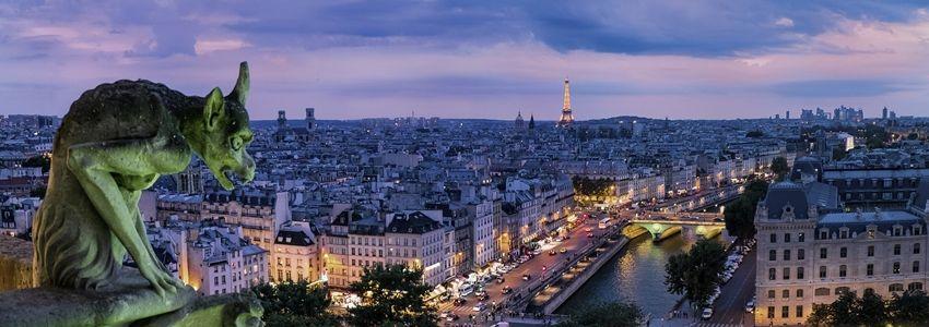 Hotely Paříž