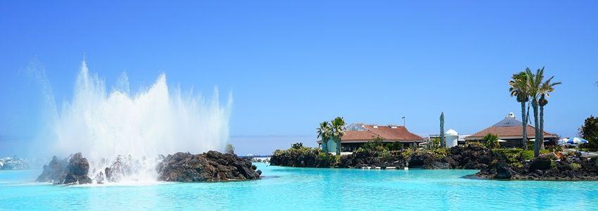 Hotely v Tenerife