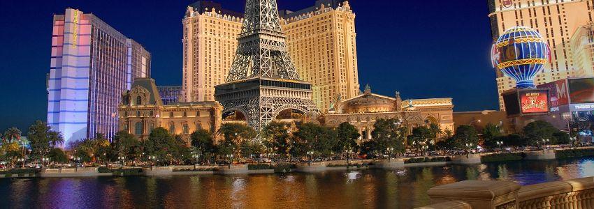 Hotely Las Vegas